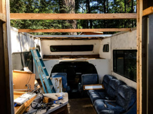 RV with no roof